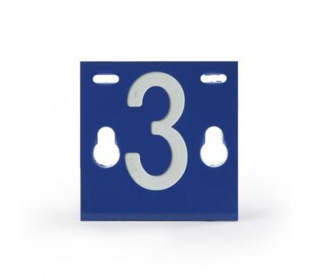Табличка номера фидера PEM241.3