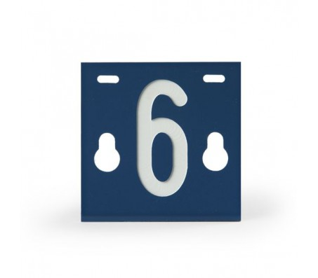 Табличка номера фидера PEM241.6