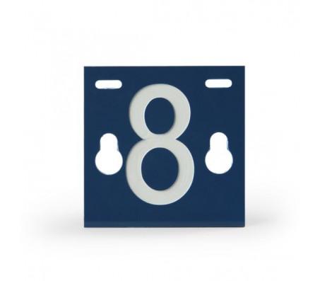 Табличка номера фидера PEM241.8