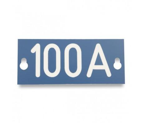 Табличка номинального тока PEM242.100