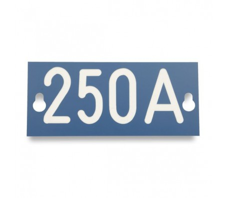 Табличка номинального тока PEM242.250