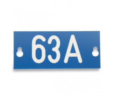 Табличка номинального тока PEM242.63