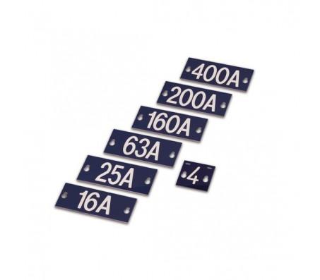 Табличка номинального тока PEM242.40