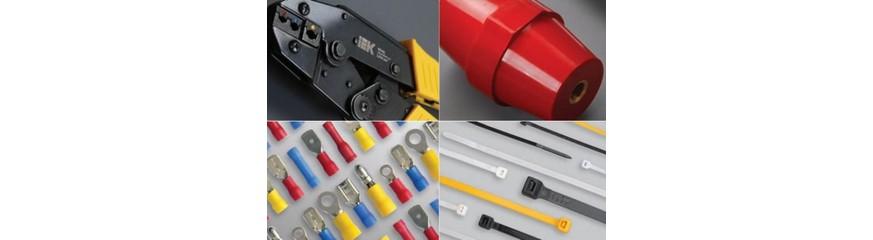 Изделия электромонтажные и инструменты
