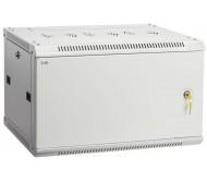 ITK Шкаф LINEA W 12U 600x450 мм дверь металл, RAL7035