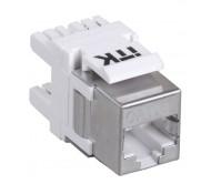 ITK Модуль Keystone Jack кат.6 FTP, IDC Dual, верт. зад.