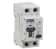 АВДТ 32 C10 - Автоматический Выключатель Дифф. Тока GENERICA
