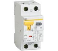 АВДТ 32 B16 10мА - Автоматический Выключатель Дифф. тока