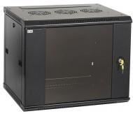 ITK Шкаф LINEA W 12U 600x450 мм дверь стекло в сборе, RAL9005